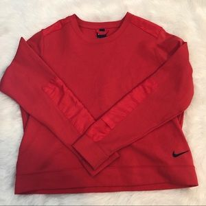 NWOT Woman's Nike Pullover Top